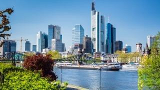 Laufstrecken Frankfurt