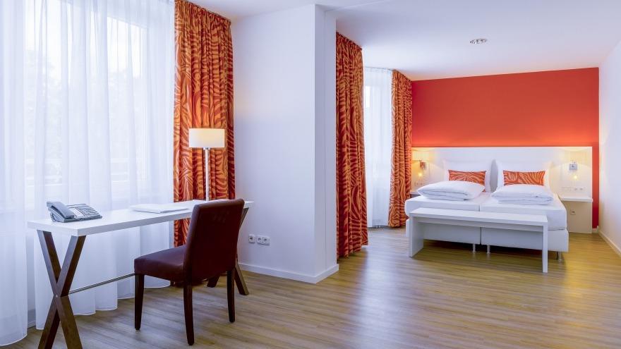 Zimmer Im Relexa Hotel Frankfurt Main Zum Besten Preis Buchen